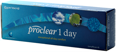 Proclear 1-day